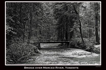 Bridge over Merced