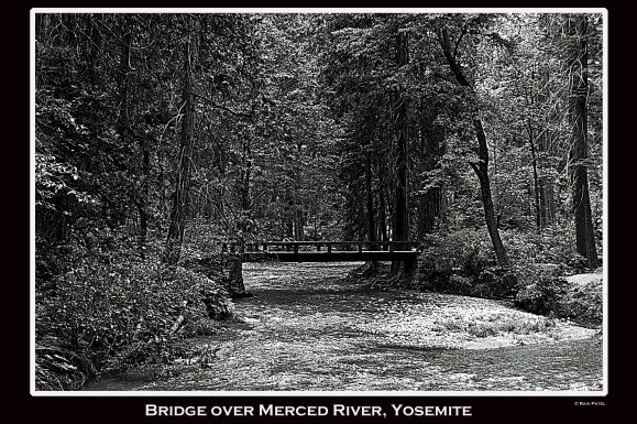 Bridge over Merced