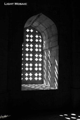 Light Mosaic