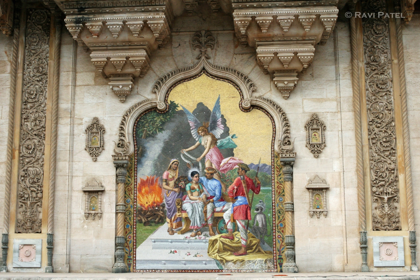 A palace mural photos by ravi amipublicfo Image collections