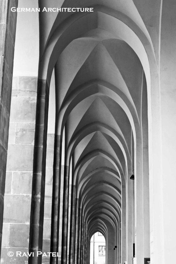 Precise German Architecture