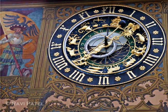 Artistic Clock