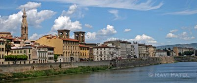 Florence on the Arno