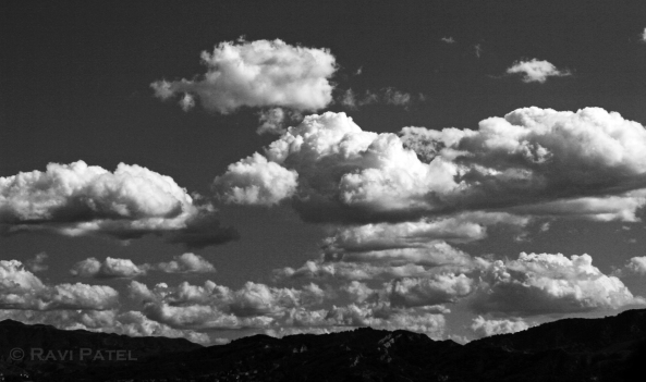 Mountain Clouds