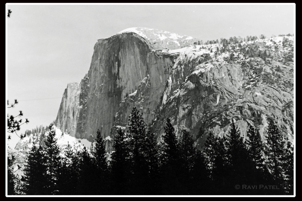 A 13 - Half Dome Exposed
