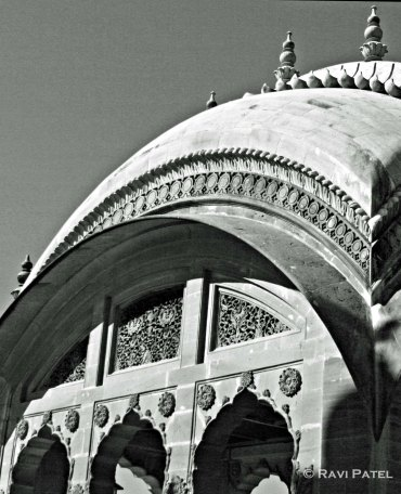 Palace Dome Architecture