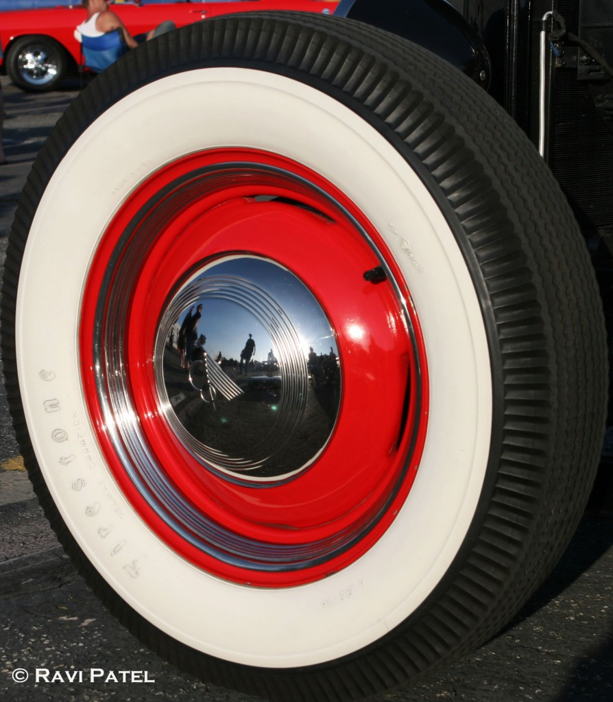 Tire Reflections