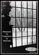 Window to Yosemite in Winter