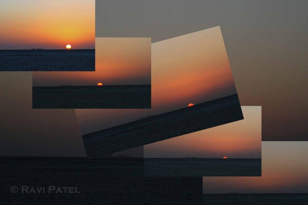 A Setting Sun Sequence