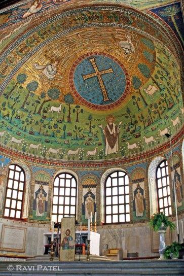 Classe - Basilica Dome