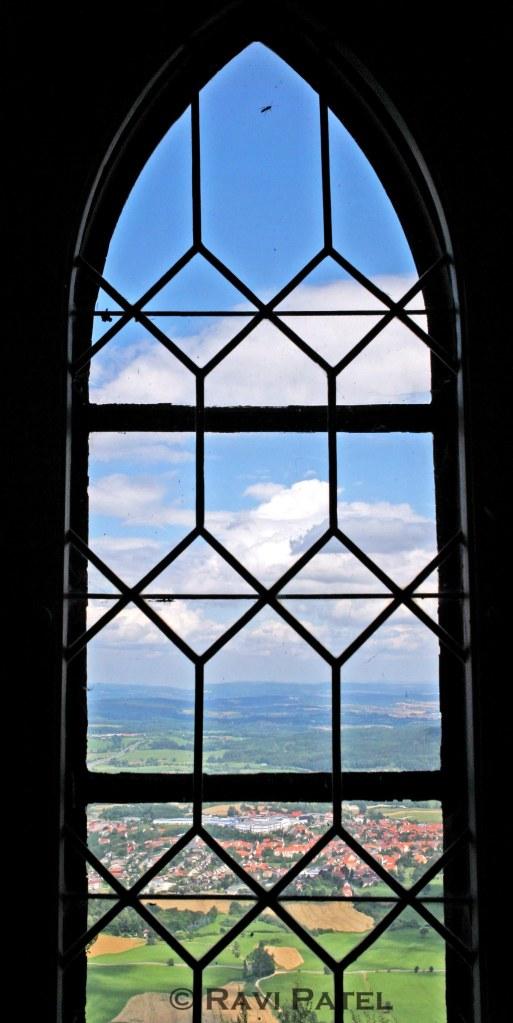 Window Pane View