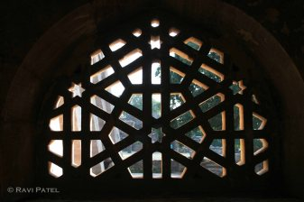Window Latticework