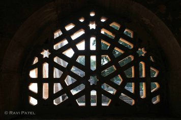 Window Latticework