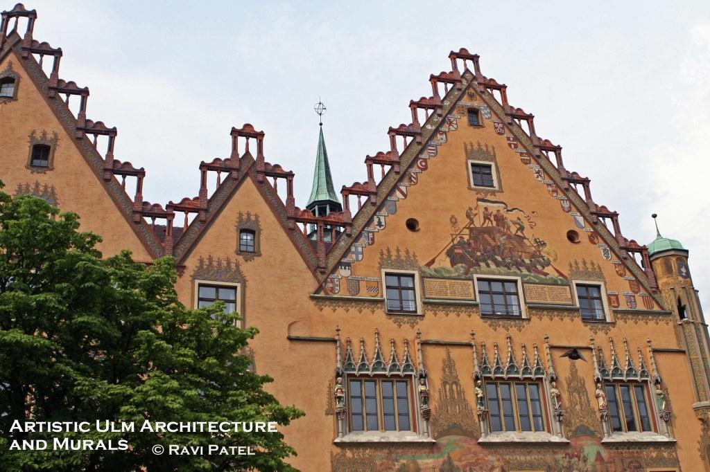 Artistic Ulm Architecture