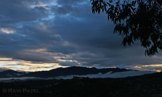 Early Morning Vista