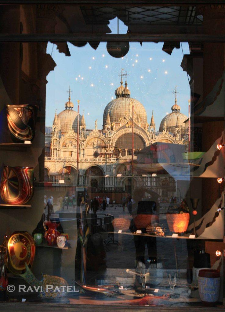 Basilica Reflections