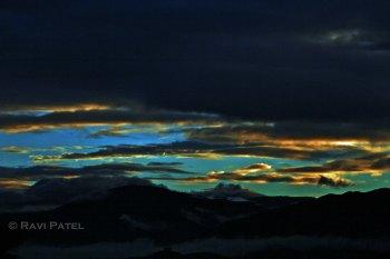 Mysterious Skies