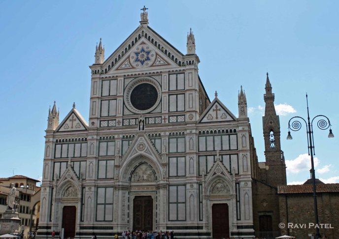 Basilica de Santa Croce, Florence