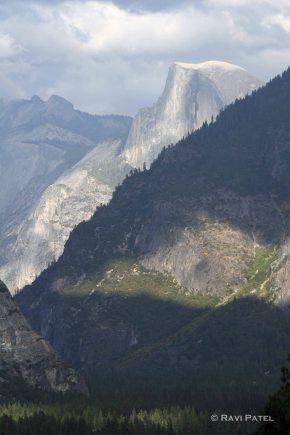 Yosemite Shadows