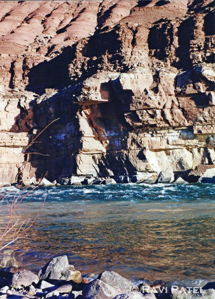 A River Through the Rocks