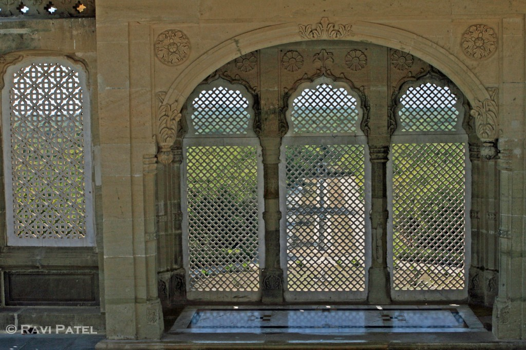 Palace Terrace Screened Views