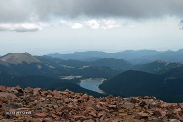 View from Pikes Peak