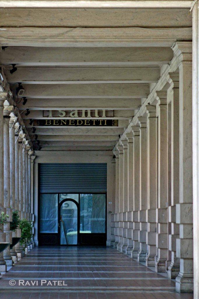 Montecatini Pillar Architecture