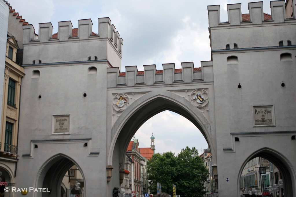 Gateway in Munich