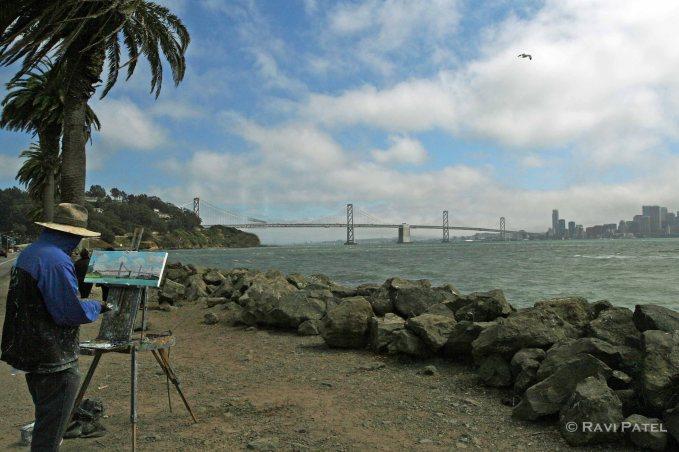 San Francisco Artist