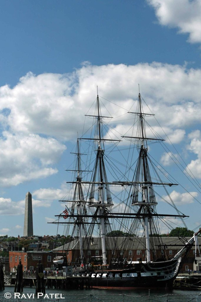 USS Constitution - Old Ironsides