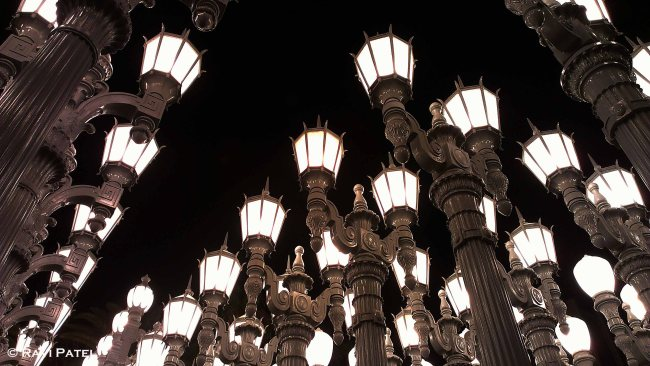 Lighted Lamps