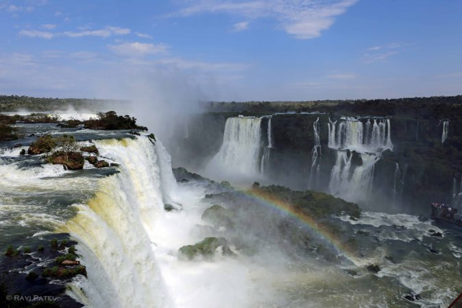Iguazu Falls - Another Rainbow