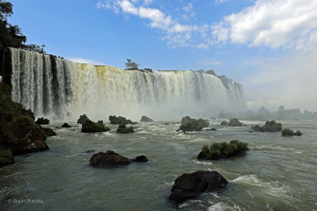 Iguazu Falls - Mini Islands