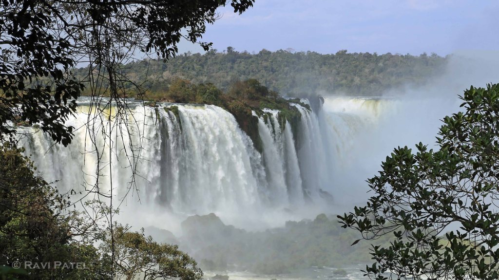 Iguazu Falls - Through the Trees