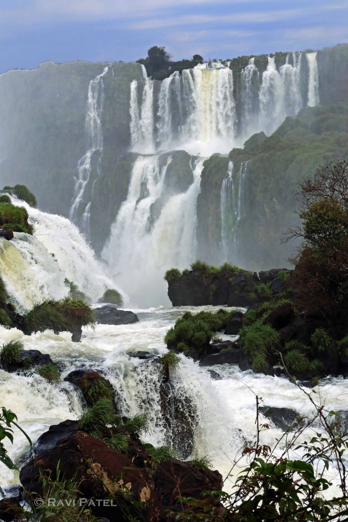 Iguazu Falls - Water Flow