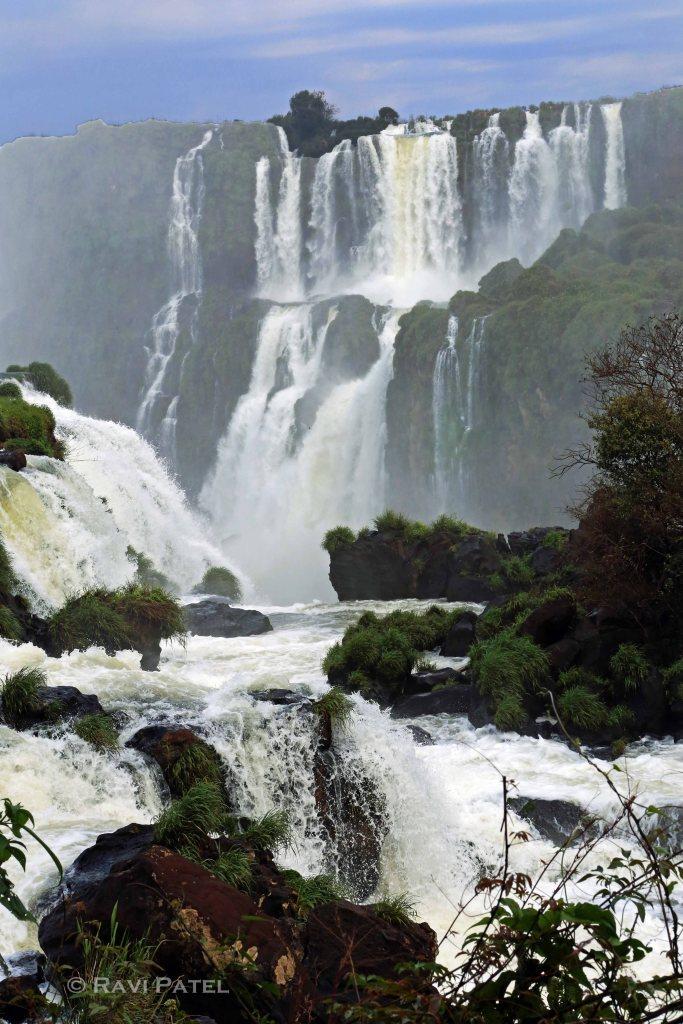 Iguazu Falls - Water Flow