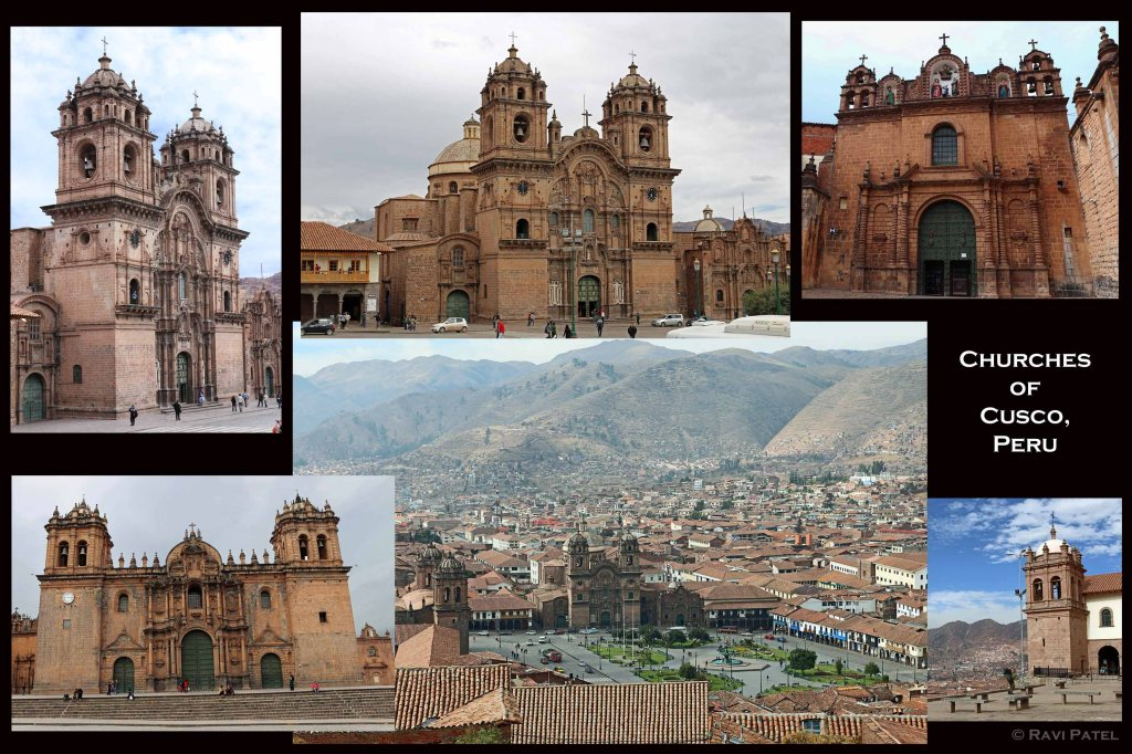 Churches of Cusco