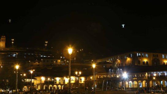 Peru - Cusco at Night