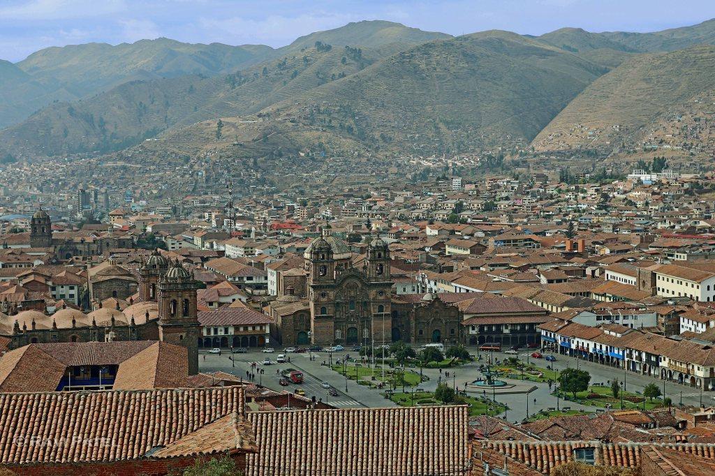 Cusco - Plaza de Armas (Main Square)