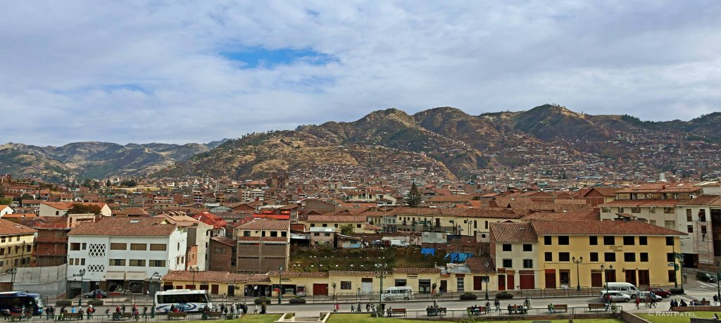 Cusco Vista