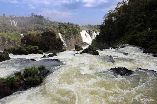 Iguazu Falls - Flow of Water