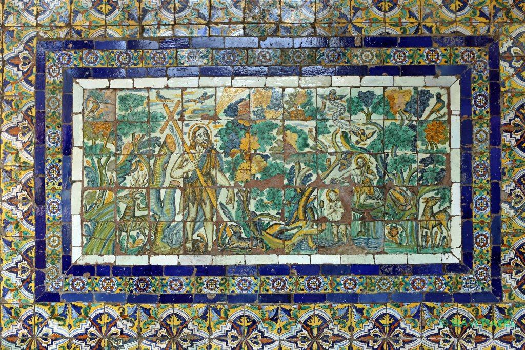 Lima Tile Mural
