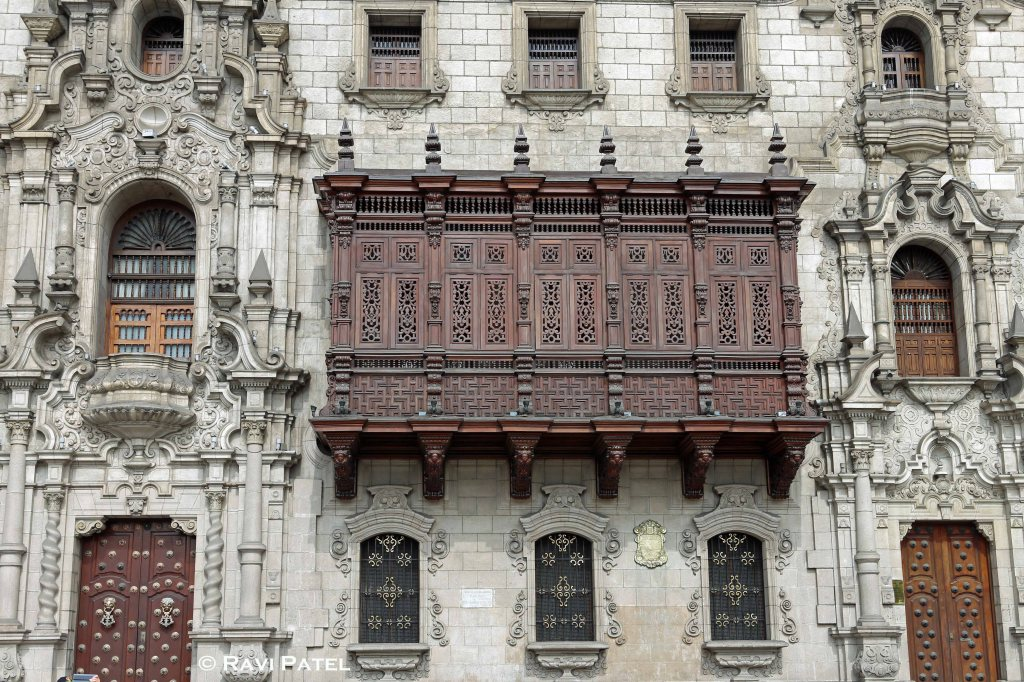 Lima's Spanish Architecture