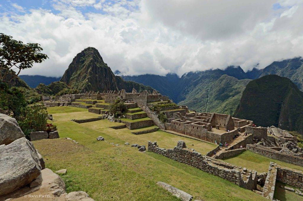 Machu Picchu - Living at the Top