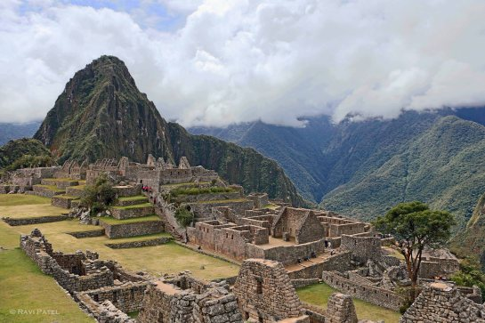 Machu Picchu - Ruins of an Inca City