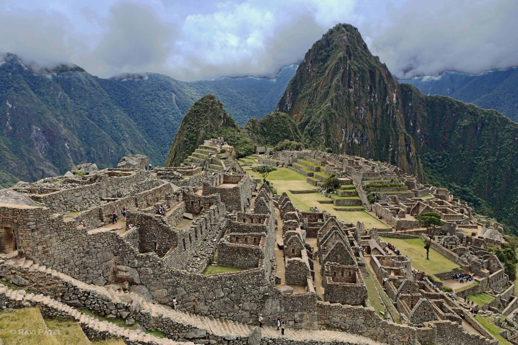 Machu Picchu - The Remnants of a Civilization