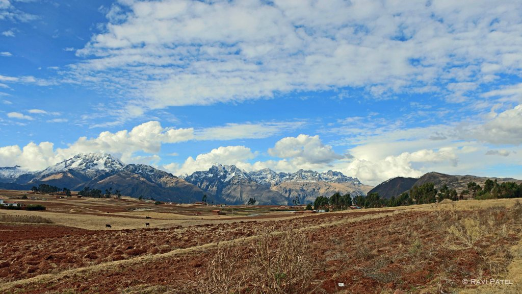 Peru - Fertile Land in Sacred Valley Highlands