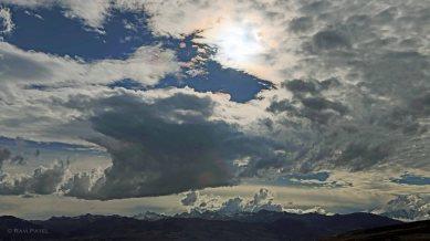 Peru - Mountain Clouds