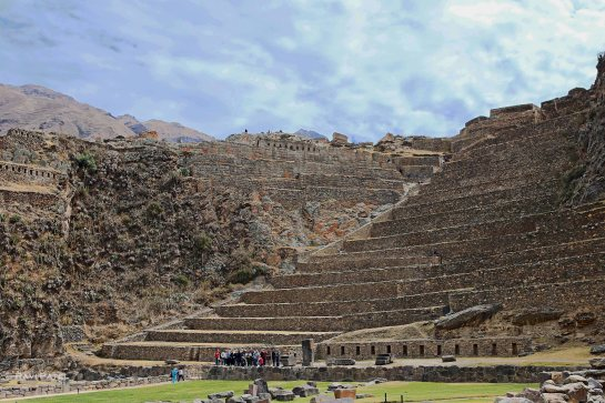 Peru - Ollantaytambo Terraces