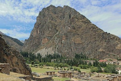 Peru - Ollantaytambo